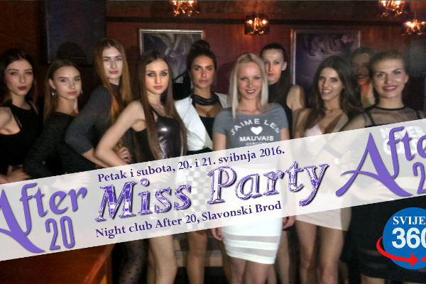 Miss Party 2016